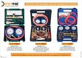 Test Kits for Air and Hydraulic Braking Systems