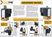 Solenoid Valves (Electrically-Controlled Air Relay Valves)