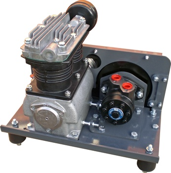 air compressor unit view 2