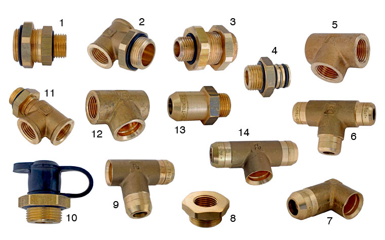 Erentek Parts For Air Braking Hydraulic Braking And Air